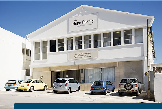 The Hope Factory - Knysna Doc Investment Properties